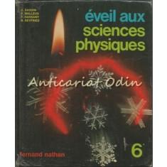 Eveil Aux Sciences Physiques VI - Andre Saison, Pierre Malleurs