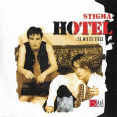 Stigma – Hotel De Mii De Stele (1 CD), a&a records romania
