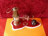 MACHETA LAMPA DE MINA