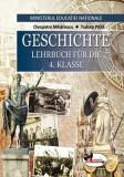 Istorie - manual clasa a IV, in limba germana/Tudora Pitila, Cleopatra Mihailescu