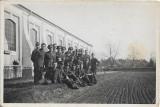 Fotografie scoala cavalerie Sibiu armata regala romana