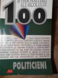 100 De Personalitati Ale Secolului - Colectiv ,530906