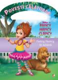 Disney Junior. Fancy Nancy în tabără. Povești călătoare
