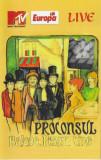 Caseta Proconsul – Balade. Pentru Tine (Live), originala