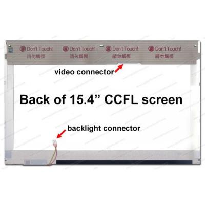 Display - ecran laptop Lenovo T500 diagonala 15.4 inch lampa CCFL foto