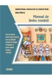 Manual de limba romana - Maria Bako - Curs de initiere pentru copiii strainilor - Statut refugiat