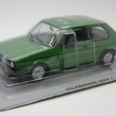 Macheta Volkswagen Golf I Deagostini 1:43