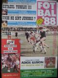 Revista Fotbal 1988