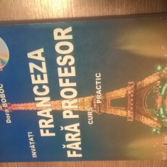 Invatati franceza fara profesor - Curs practic (fara CD) - Dora Boboc (2004)