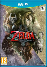 The Legend Of Zelda Twilight Princess Hd Nintendo Wii U foto