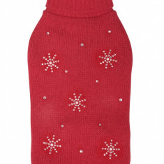Pulover Red Christmas - 3071 (Marime: S)