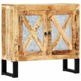 VidaXL Servantă, 80 x 30 x 76 cm, lemn masiv de mango