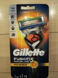 Aparat ras Gillette Fusion Proglide Power Flex Ball cu 1 rezerva