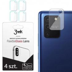 Folie Camera Samsung Galaxy S10 Lite 3mk Flexible Glass Clear