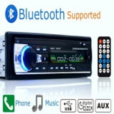 MP3 Player Casetofon auto USB SD Bluetooth 4x60W Telecomanda cu Garantie 2ani