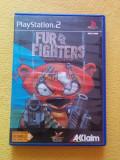 Joc de Playstation 2 - Fur Fighters: Viggo's Revenge PS2 - complet, cu manual