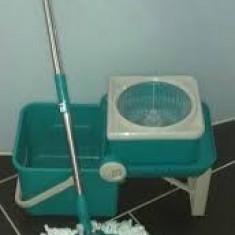 Mop cu galeata HSE24 Clever mop,verde