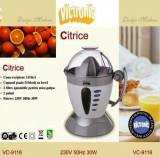 Storcator Victronic 9116 electric citrice