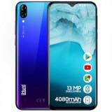 Smartphone iHunt Alien X Lite 2020, Dual Sim, 6.1 Inch, MediaTek MT6580A/WA Quad Core, 1 GB RAM, 16 GB, Dual Camera, Retea 3G, Android Oreo Go, Blue