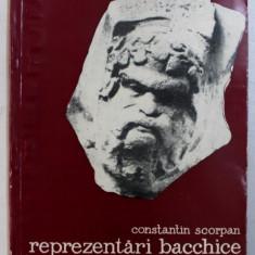 REPREZENTARI BACCHICE de CONSTATIN SCORPAN, 1966