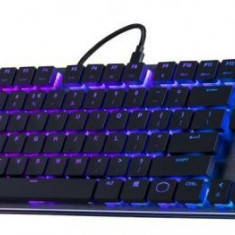 Tastatura Gaming CoolerMaster SK630 Low Profile, Switch Cherry MX Red