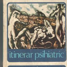 Itinerar psihiatric - Petre Branzei, Ed. Junimea, 1979, cartonata, Alta editura