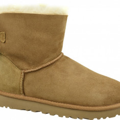 Pantofi de iarna UGG Mini Bailey Bow II 1016501-CHE pentru Femei