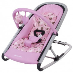 Sezlong bebelusi Sun Baby Komfi Rose