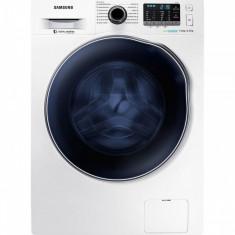 Masina de spalat rufe cu uscator Samsung WD70J5A10AW Clasa A 1400 rpm Capacitate 7/4 kg 13 programe Alb