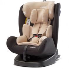 Scaun Auto MOKKI Rotativ 360 ISOFIX, 0 - 36 kg Beige