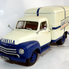 Minichamps Opel Blitz 1.75t Kofferwagen Sanella  1:43