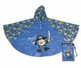 Pelerina poncho de ploaie copii Pirate