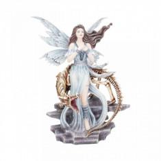 Statueta zana si dragon Lexa 27 cm