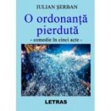 O ordonanta pierduta (eBook PDF) - Iulian Serban