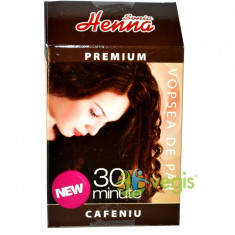 Henna Premium Cafeniu 60g