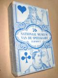 B995-Carti de joc TOURHOUT-Muzeul cartilor de joc 155 bucati plastic calitate.