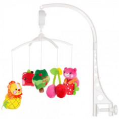 Carusel Muzical pentru Patut Fruity -Juicy