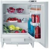 Frigider incorporabil Candy CRU 160 NE, 133 l, A+, H 82 cm, Alb