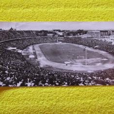 Foto stadionul de fotbal - NEPSTADION Budapesta (anii`50)
