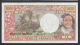 A3866 Tahiti 1000 francs ND 1983