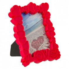 Rama foto, model Love, 13×18, rosu