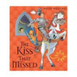 The Kiss That Missed Board Book - David Melling