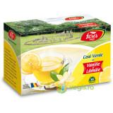 Ceai Verde Vanilie & Lamaie 20dz