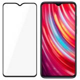 Cumpara ieftin Folie Sticla MyScreen Diamond Edge pentru Xiaomi Redmi Note 8 Pro, 3D, Full Glue, Full Cover (Acopera tot Ecranul), Negru