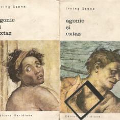 Agonie si extaz (Vol. 1 + 2) - Irving Stone