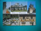HOPCT 55196  PALATUL WILANOWIE VARSOVIA  POLONIA -NECIRCULATA