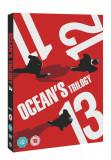 Filme Ocean's Trilogy plus Ocean's 8 Complete DVD Collection, Engleza, lionsgate