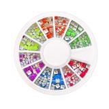 Decor Unghii Tip Tinte Culori și Forme Diferite