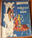 POVESTI DE AUR  - Ali Baba si Mos Nae  ( N.Batzaria ) Ilustratii de LIVIA RUSZ