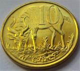 Cumpara ieftin Moneda 10 SANTEEM - ETIOPIA, anul 2000 ? *cod 1083 = UNC, Africa